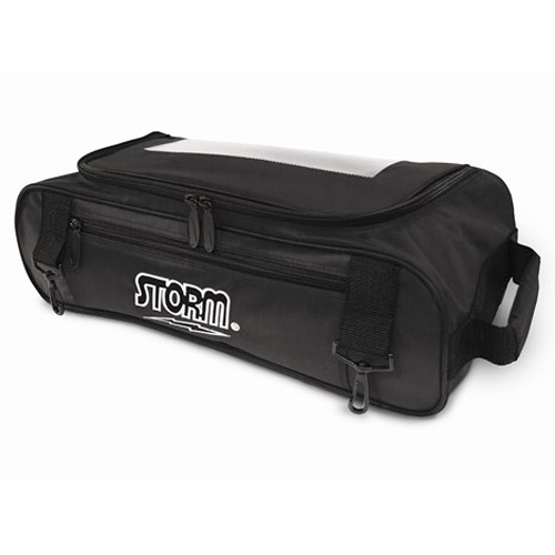Storm Tournament 3-Ball Shoe Bag Black