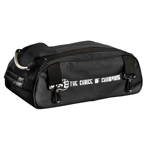 Vise Add On Shoe Tote Bag Black (For Double Roller)