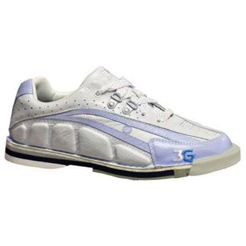 3G Tour Womens Ultra Bowling Shoes Periwinkle/Ivory Right Hand
