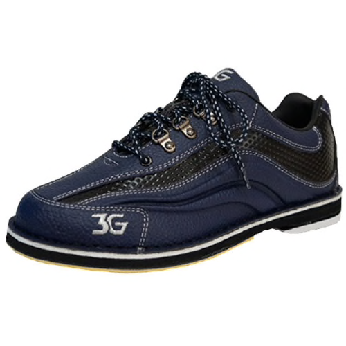 3G Sport Ultra Mens Bowling Shoes Blue/Black Right Hand