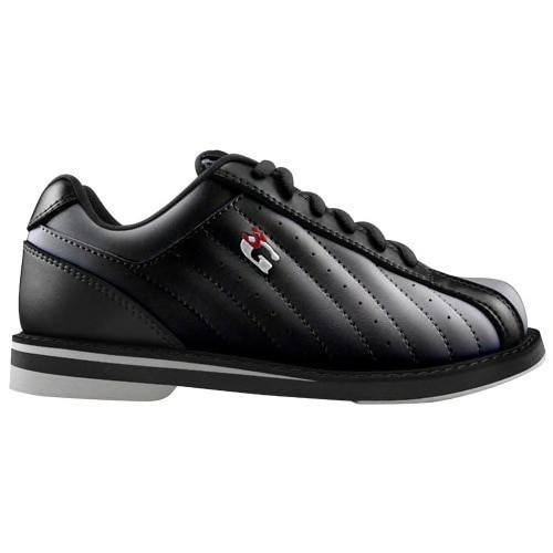 3G Kicks Boys Bowling Shoes Black