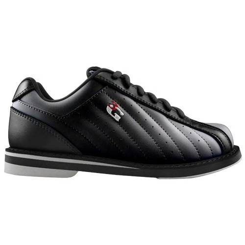 3G Kicks Men's Bowling Shoes Black