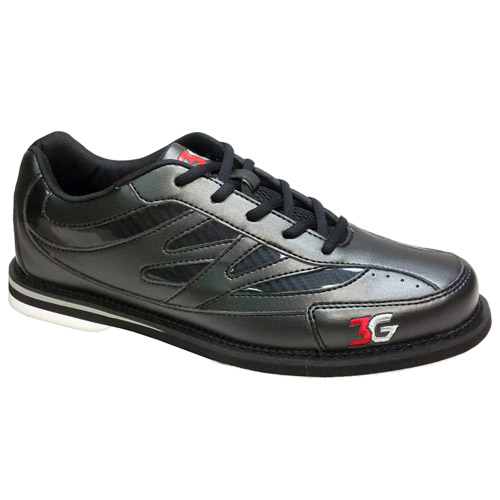 3G Cruze Men's Bowling Shoes Black