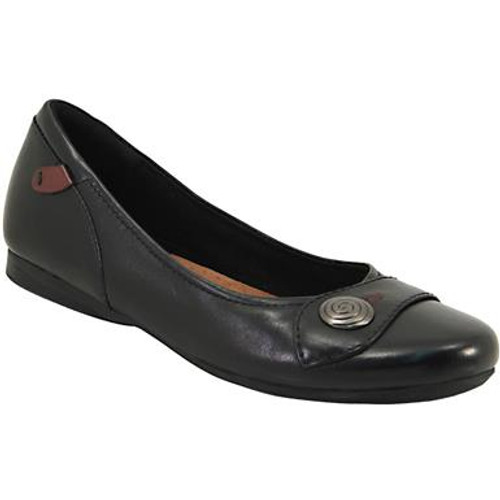 Cobb Hill Emma Ballet Flat Black