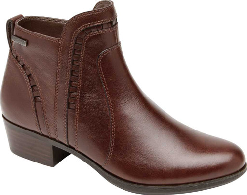 Oliana Cut Out Boot Tan