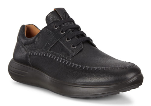 Ecco Soft 7 Runner Black Leather