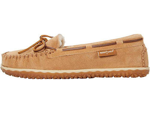 Minnetonka Tilia Slipper Cinnamon