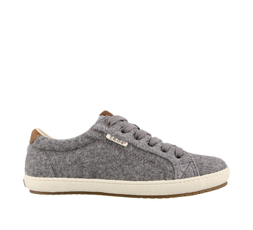 Taos Star Burst Charcoal/Tan Wool