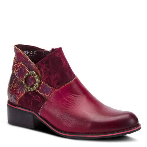 L'Artiste Tiatia Boot Bordeaux