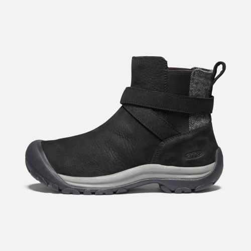 Keen Kaci II Pull On Boot Black/Steel Grey