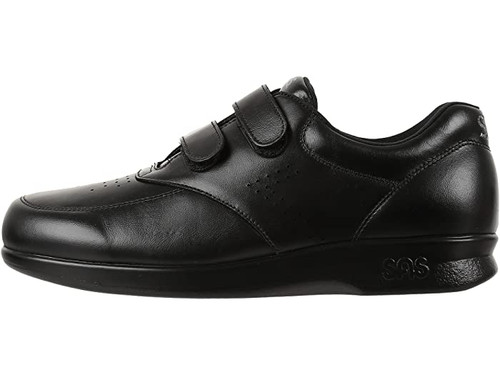 SAS VTO Black Leather