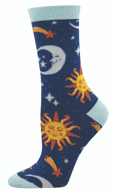 Socksmith Clear Skies Navy
