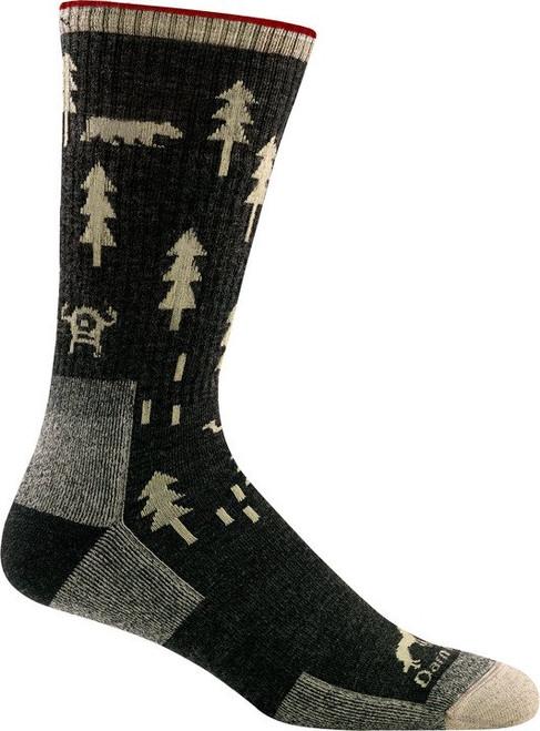 Darn Tough 1964 ABC Boot Sock Cushion Black
