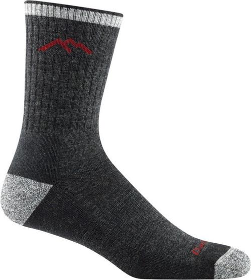 Darn Tough 1403 Hiker Boot Sock Cushion Light Grey