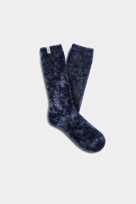 Ugg Leda Cozy Sock Navy