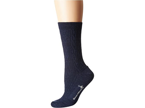 Smartwool Cable II Sock Navy