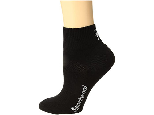 Smartwool Walking Light Mini Sock Black