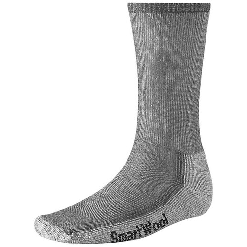 Smartwool Hike Medium Crew Sock Grey
