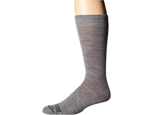 Smartwool Anchor Line Crew Sock Light Grey