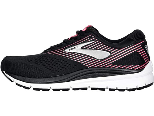 Brooks Addiction 14 Women's  Black/Hot Pink/Silver