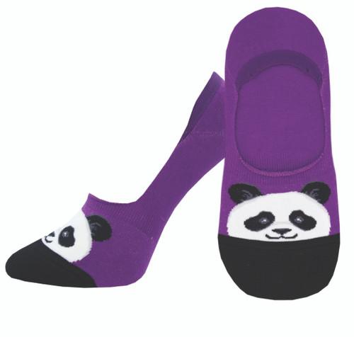 Socksmith Panda Liner Sock