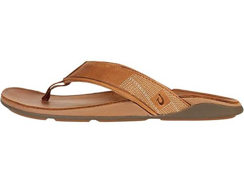Olukai Tuahine Men's Sandal Toffee/Toffee