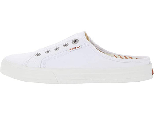Taos EZ Soul Slip-On Sneaker White