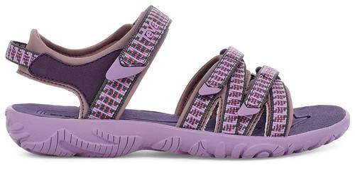 Teva Children's Tirra Sandal Falls Purple Pennant