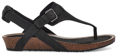 Teva Mahonia 3 Point Sandal Black