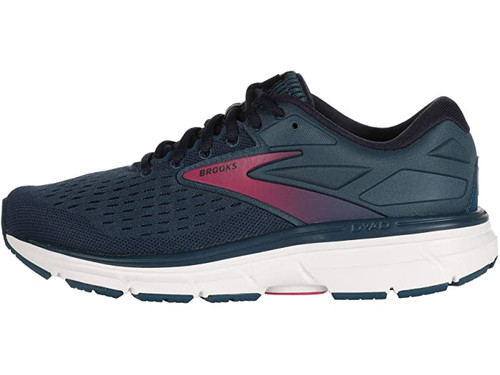 Brooks Dyad 11 Blue/Navy/Beetroot