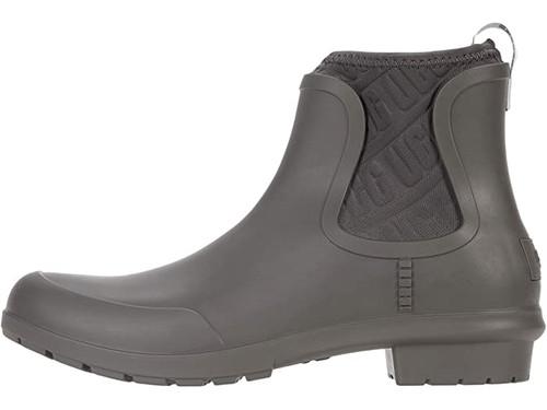 Ugg Chevonne Rain Boot Charcoal