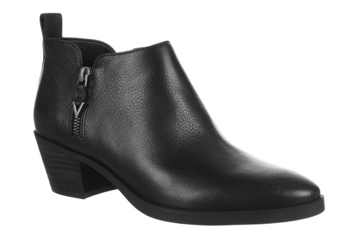 Vionic Cecily Boot Black Leather
