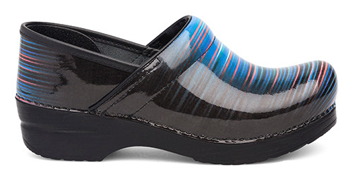 Faded Stripe Patent