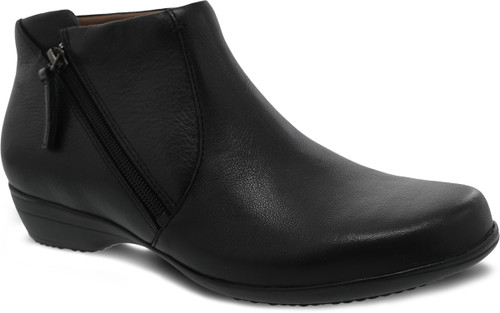Dansko Fifi Black Leather