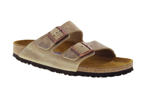 Birkenstock Arizona Soft Footbed - Tobacco Oiled Leather