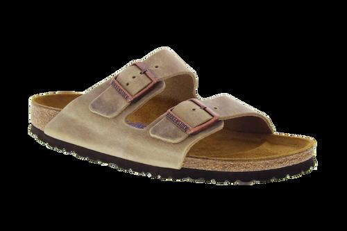 Birkenstock Arizona Soft Footbed - Tobacco Oiled Leather