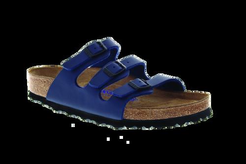 Birkenstock Florida Soft-Footbed - Blue Birko-Flor