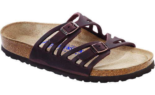 Birkenstock Granada Soft-Footbed - Habana Oiled Leather