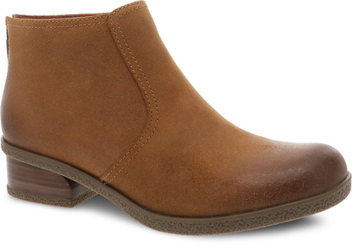 Dansko Becki Tan Waterproof Suede