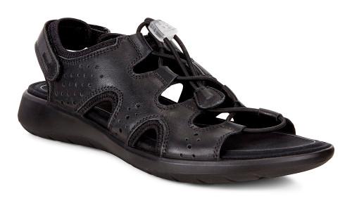 Ecco Soft 5 Sandal 218563 Black