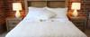 K/Q -Cotton Comforter Set - Ivory- Vintage Style Boho