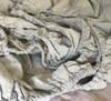 Linen Fitted Sheet Grey - KING SIZE Deep Pocket 48cm