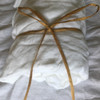White French Linen Fitted Sheet Queen size