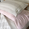 Pure Linen Sheets Australia - Striped Yarn Dyed Linen