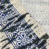 Tye-dyed Kantha Quilt Cotton - Black