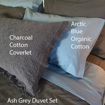SUPER KING SHEET SETS - Organic Cotton Sheets Australia
