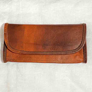 Genuine Leather Wallets - Ladies - Plain
