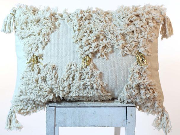 Spun Cotton Indian Wedding Pillow