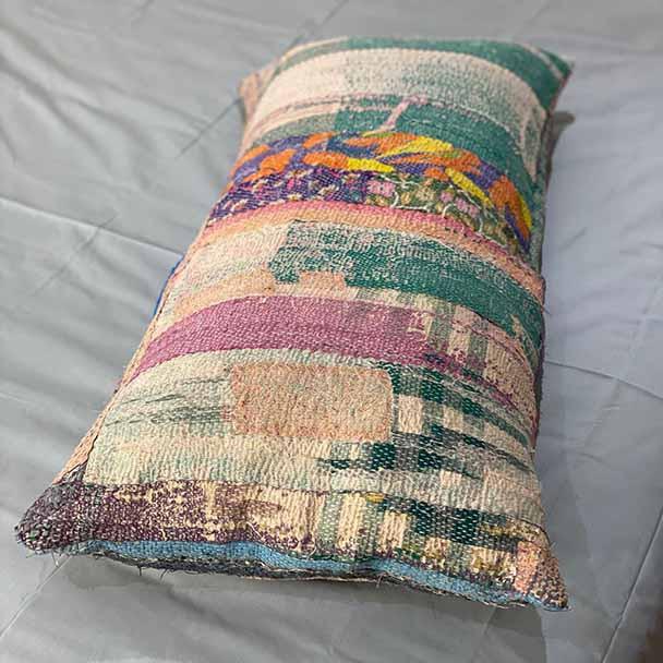Boho Vintage Body Pillow Patch