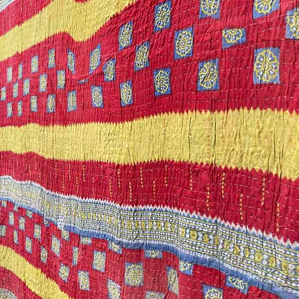 Picnic Blanket -Vintage Lightweight Beach Throw Blanket 4